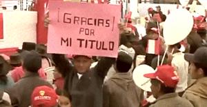 Perú país de propietarios